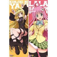 Lala Satalin Deviluke & Yami 01