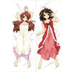 Suzumiya Haruhi & Asahina Mikuru 02